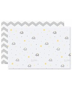 Parklon: Fisher Price PVC Pure Soft Mat (Double Sided) - Elephant Star + Zig Zag (M) - 22% OFF!!
