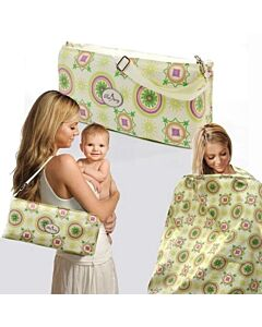 Peek Away: 4-in-1 Essentials Nursing Kit (Stylish Spiral PK9355) - 30% OFF!