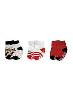 Wonder Child Collection - 3pk Socks (0-6m) - 10% OFF!