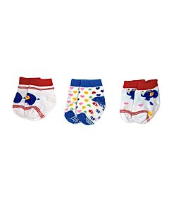 Wonder Child Collection - 3pk Socks (18-24m) - 10% OFF!