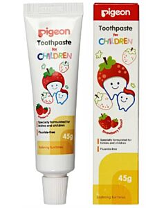 Pigeon: Toothpaste For Children - 10% OFF!