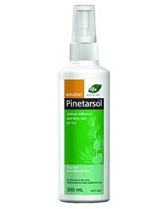Pinetarsol Solution Shower Pack with Pump 200ml -15% OFF!!