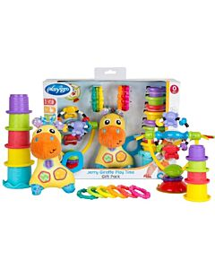Playgro Jerry Giraffe Play Time Gift Pack - 23% OFF!!