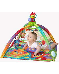 Playgro Woodlands Music & Light Projector Gym - 40% OFF!!