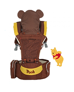 Disney Coby Hugger Baby Hipseat + Carrier (Version 2) - Pooh - 11% OFF!