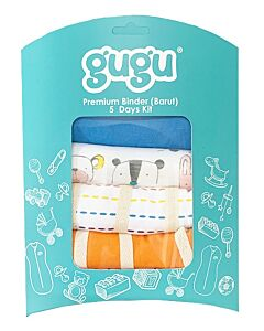 Gugu Premium Binders String - 5 Days Kit - Boy (2)