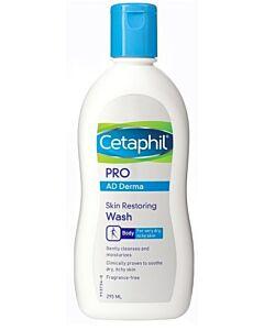 Cetaphil Restoraderm Skin Restoring Body Wash (Pro Ad Derma) 295ml