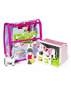 Meadow Kids: Build and Play Horse Stable - 50% OFF