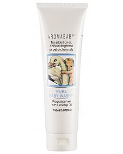 Aromababy: Pure Baby™ Wash with Organic Rosehip Oil 150ml