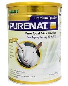 Purenat PREMIUM Pure Goat Milk Powder, 800g - 23% OFF!!