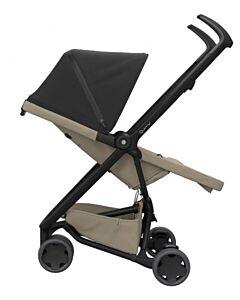 Quinny Zapp Flex Stroller   Black on Sand - 30% OFF!! + FREE!! Maxi Cosi Cabriofix Travel System