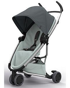 Quinny Zapp Flex Stroller   Graphite on Grey - 30% OFF!! + FREE!! Maxi Cosi Cabriofix Travel System