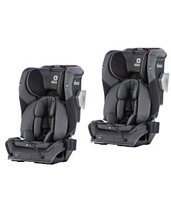 [BUY 2] Diono Radian® 3QXT Convertible Car Seat - 2 x Grey Slate [Super Special Deal]
