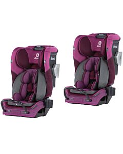 [BUY 2] Diono Radian® 3QXT Convertible Car Seat - 2 x Purple Plum - [Super Special Deal]