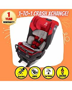 Diono Radian® 3QX Convertible Car Seat - Red Cherry - 20% OFF!!