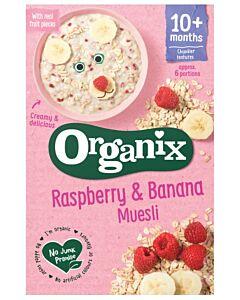 Organix Raspberry & Banana Muesli 200g (10+ Months)