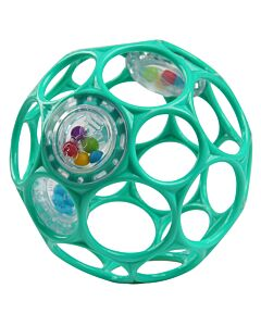 Oball Rattle™ Easy-Grasp Toy - Teal - 10% OFF!!