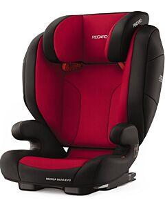 RECARO: Monza Nova Evo Seatfix Car Seat [Racing Red] - 35% OFF!!