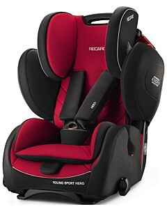 Recaro: Young Sport HERO Car Seat - Racing Red - 39% OFF!!