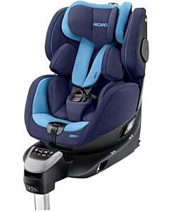 RECARO Zero.1 i-Size Car Seat - Xenon Blue - [Special Promo!!]
