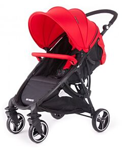 Baby Monsters | Compact 2.0 Stroller (Birth to 15kg) - Red - 25% OFF!!