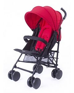 Baby Monsters | Fast Stroller (Birth to 15kg) - Red - 9% OFF!