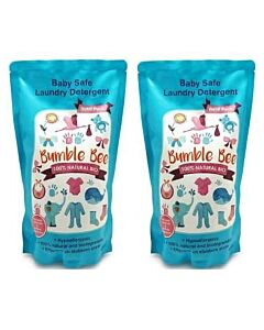 Bumble Bee: Baby Safe Laundry Detergent *TWIN PACK* Refill Pack (2 x 900ml) - 10% OFF!