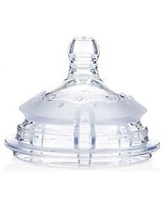 Nuby Comfort Bottle Replacement Nipple - Slow Flow (0+ Months) - 15% OFF!!