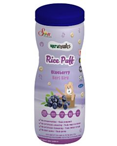 Natufoodies: Blueberry Rice Puff 60g - 18% OFF!!