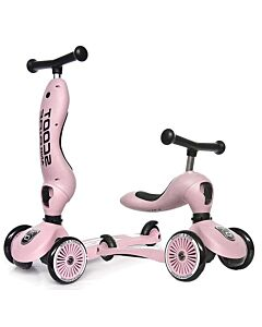 Scoot & Ride Highwaykick 1 | Rose - 20% OFF!!