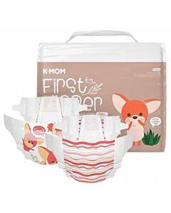 K-MOM First Diaper S 32pcs (4kg - 8kg) - 14% OFF!!
