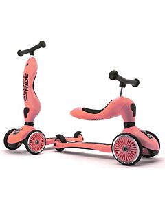 Scoot & Ride Highwaykick 1 | Peach - 20% OFF!!