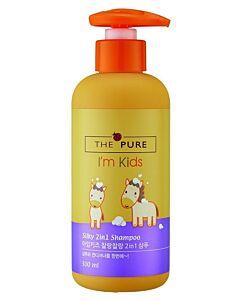 The Pure I'm Kids Silky 2in1 Shampoo 300ml - 15% OFF!!