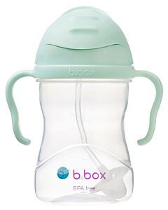 B.Box: Sippy Cup 240ml/8oz | Pistachio (6+ Months) - 20% OFF!!