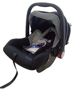 Sitsafe Infant Carrier GR. 0+ (GREY) - 30% OFF!!