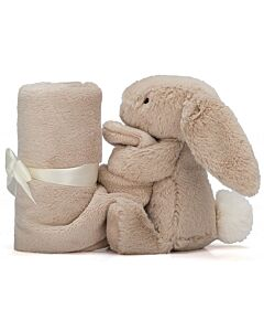 Jellycat: Bashful Beige Bunny Soother (34cm)