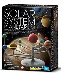 4M Kidz Labs | Solar System Planetarium - 15% OFF!!