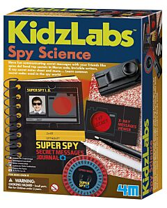 4M Kidz Labs | Spy Science - 15% OFF!!
