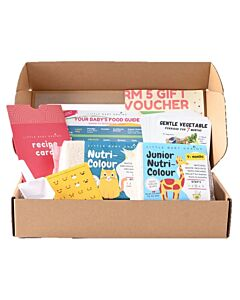 Little Baby Grains: Starter Kit for Babies (From 9 to 12 Months) - 5% OFF!!