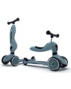 Scoot & Ride Highwaykick 1 | Steel - 20% OFF!!