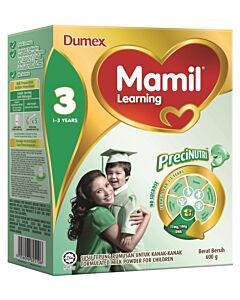 Dumex Mamil Learning Step 3 (1-3 years) 600g