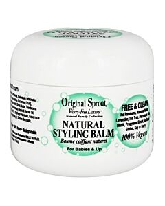Original Sprout: Natural Styling Balm - 2oz/59ml - 10% OFF!!