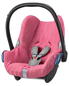 Maxi-Cosi Summer Cover for CabrioFix Baby Car Seat - Pink - 30% OFF!!