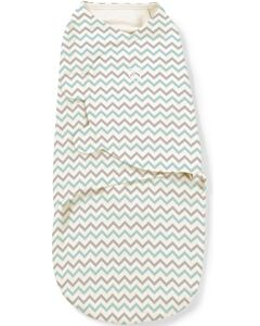 Summer Infant: SwaddleMe Original Swaddle (Small/Medium) - Teal Chevron - 10% OFF!!