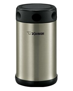 Zojirushi: Stainless Steel Food Jar 0.75L - Stainless - 10% OFF!!