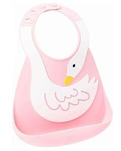 Make My Day: Baby Bib - Swan - 20% OFF!!