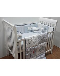 Happy Cot: Bedding Set - Sweet Dreams - 10% OFF!!