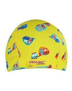 Cheekaaboo Protective Waterproof Swim Cap - Camper Van - 20% OFF!!