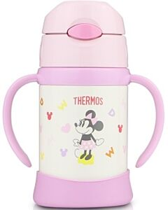 Thermos: Disney Sippy Cup with Handle 250ml (Pink) - 26% OFF!!