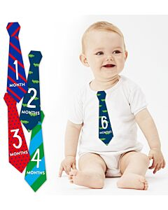 Pearhead: Baby's First Year Tie Stickers - 15% OFF!!